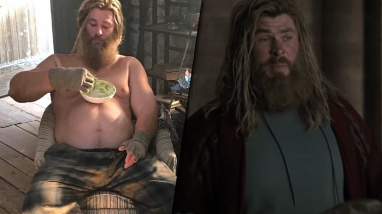 Thicc Thor Needed Extra Jiggle in Avengers: Endgame