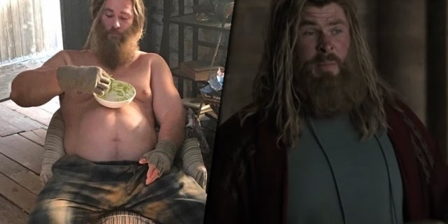 Avengers: Endgame's Fat Thor Gets an Official Name From Marvel