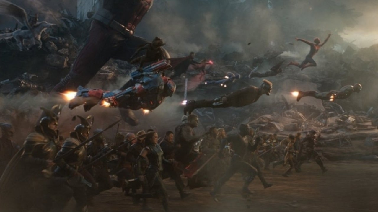 How the Avengers: Endgame Team Made One of the Biggest Film Battles Ever