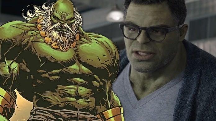 Avengers Endgame Hulk Maestro