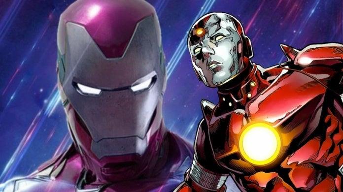 Avengers Endgame Iron Man Iron Lad ComicBookcom