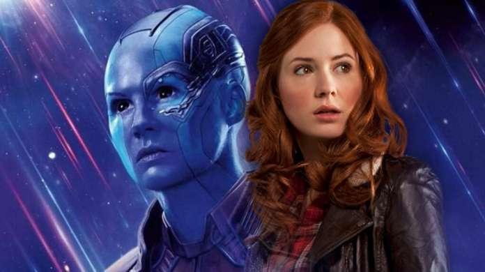 Avengers Endgame Nebula Karen Gillan Doctor Who Amy Pond
