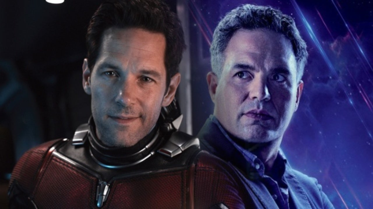 Marvel's Mark Ruffalo Reminds Everyone That He's Tom Hiddleston and Paul Rudd's Biggest Fan