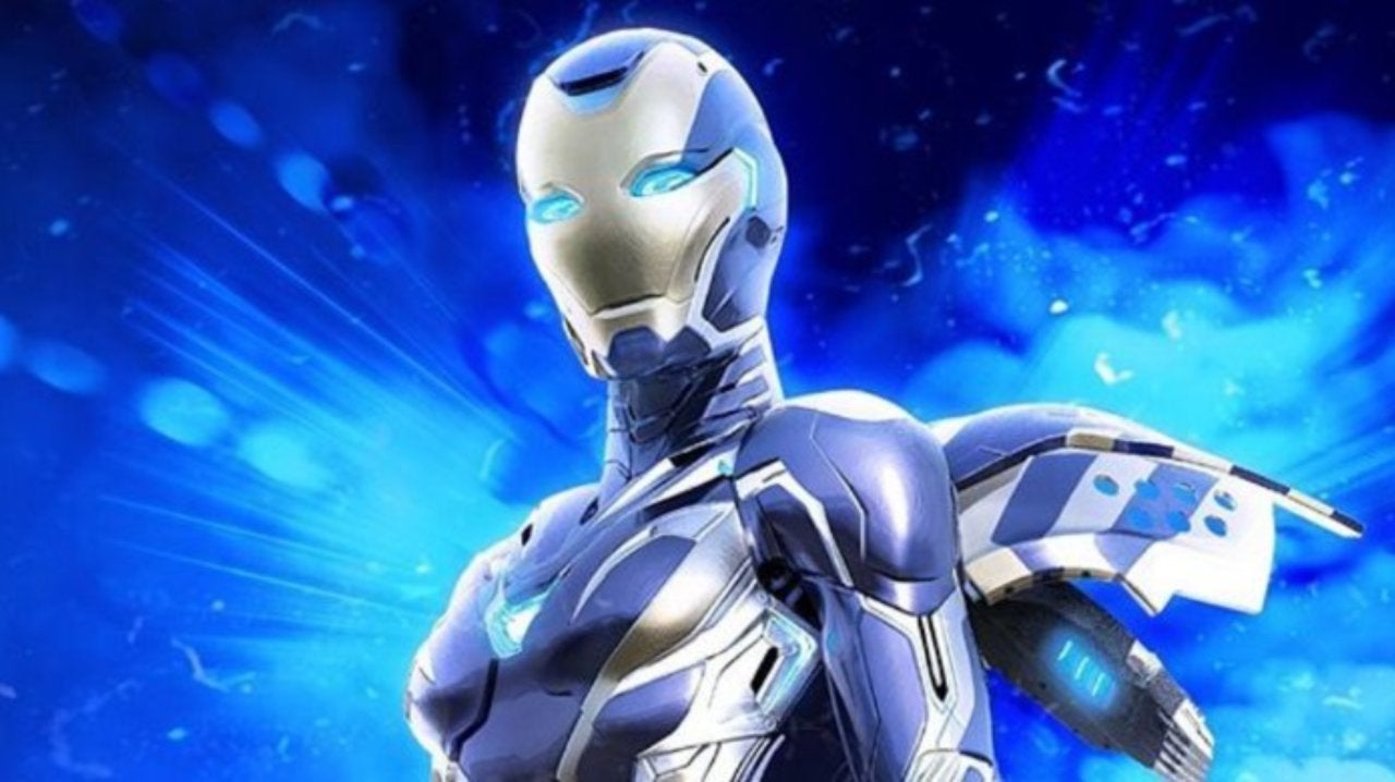 Pepper Potts\u0027 Rescue Armor in Avengers Endgame Almost