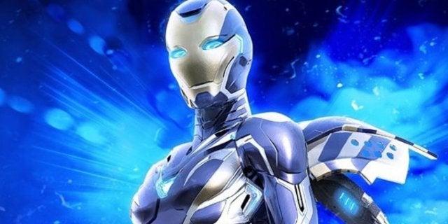 Avengers Endgame Promo Art Rescue Armor
