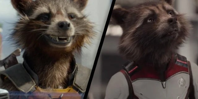 Marvel Fans Are Obsessing Over How Rocket Ages in Avengers: Endgame