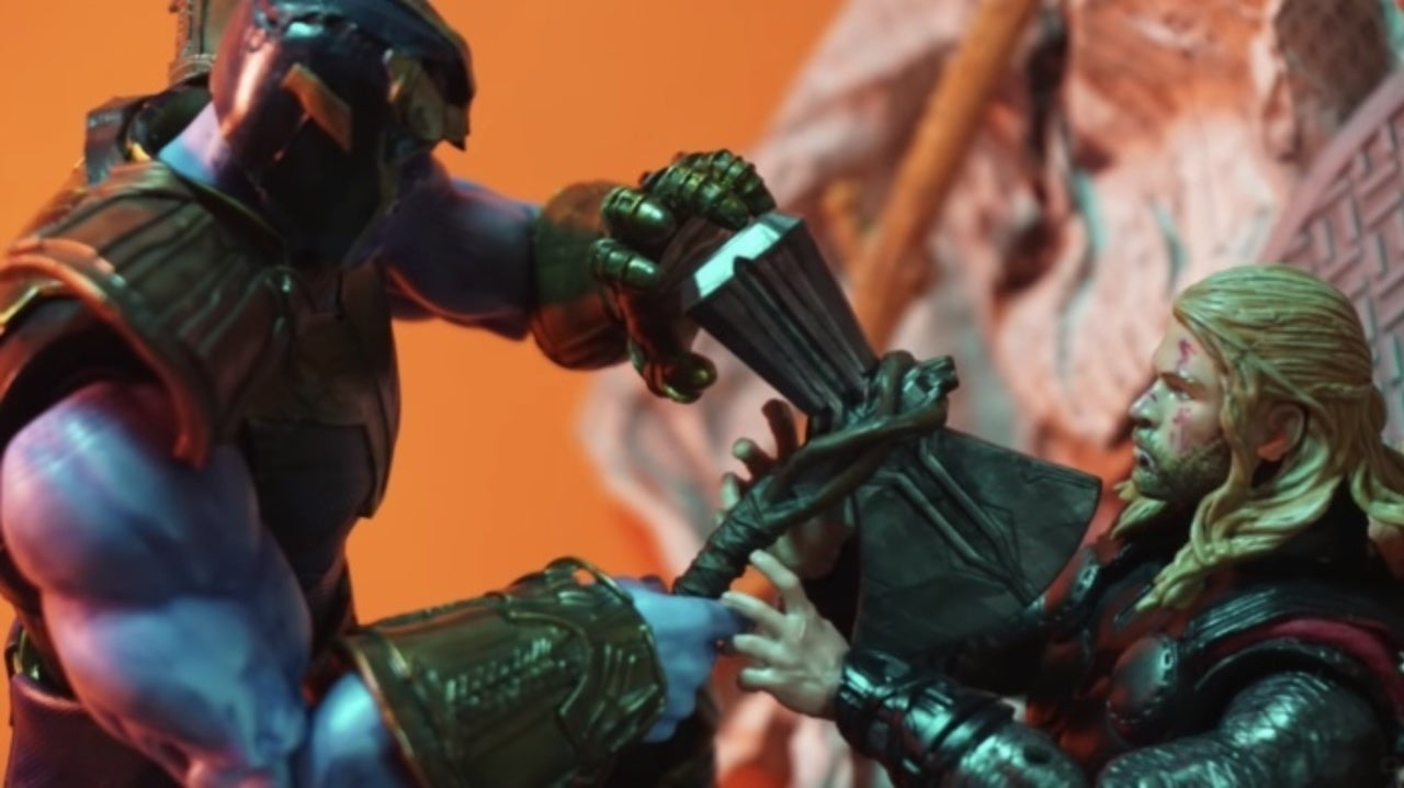 Avengers: Endgame Fan Recreates Final Battle in Incredible Stop-Motion Video