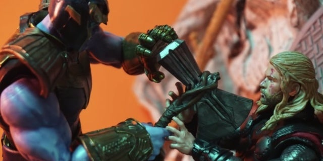 Avengers: Endgame Fan Recreates Final Battle in Incredible Stop-Motion Video