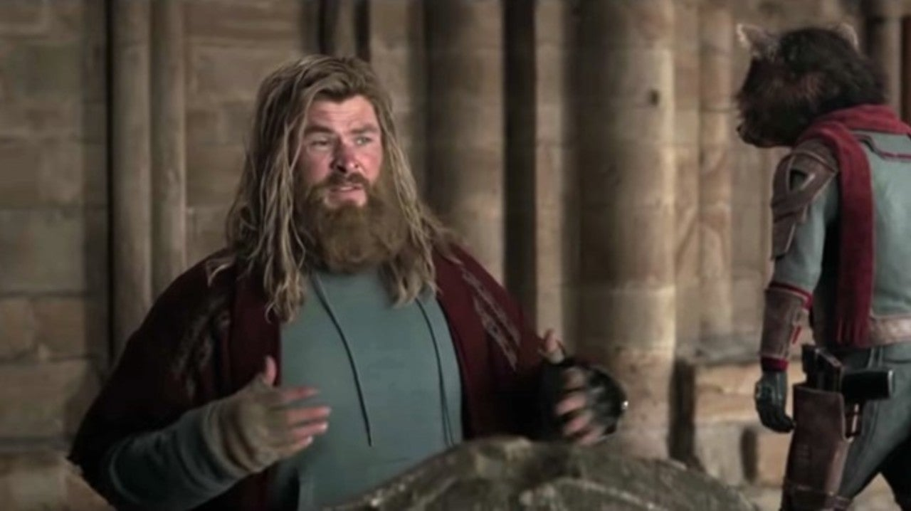 Avengers: Endgame Star Chris Hemsworth Shares Extended Version of Fat Thor Singing Johnny Cash's Hurt