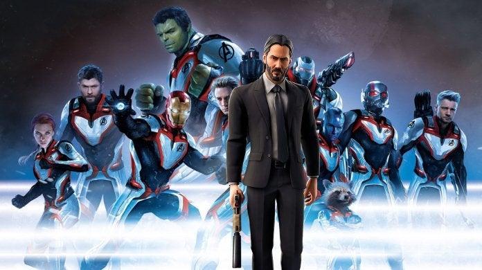 Avengers Endgame vs John Wick 3 Box Office Jason Mantzoukas