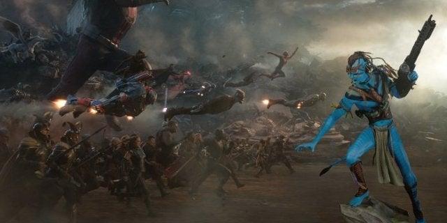 Avengers Fans Beat Avatar Hastag Endgame Box Office