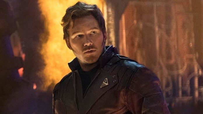 Avengers Star Lord Chris Pratt
