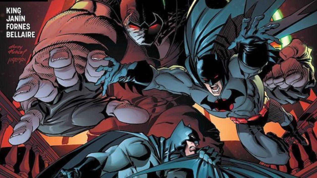 Tom King on Batman: City of Bane