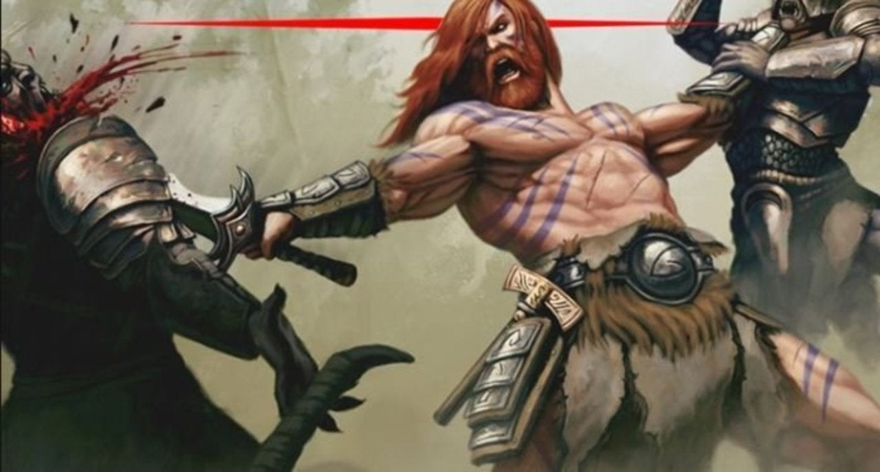 New Paths Open for Dungeons & Dragons Barbarians