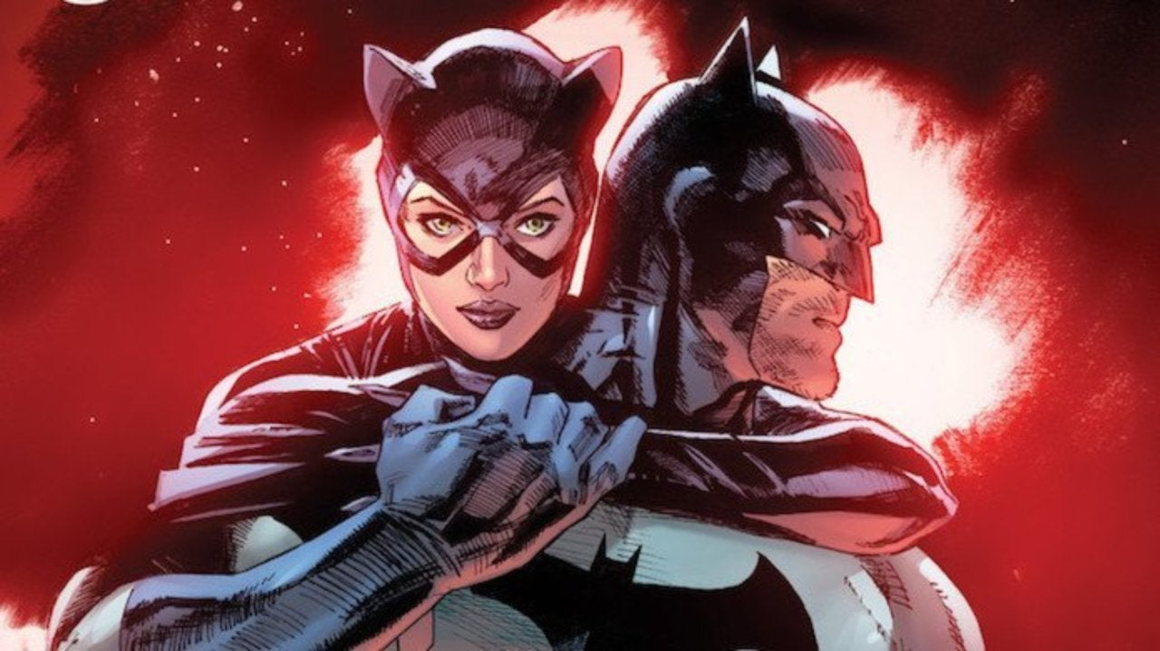 Tom King To Launch Batman/Catwoman To Finish His Story