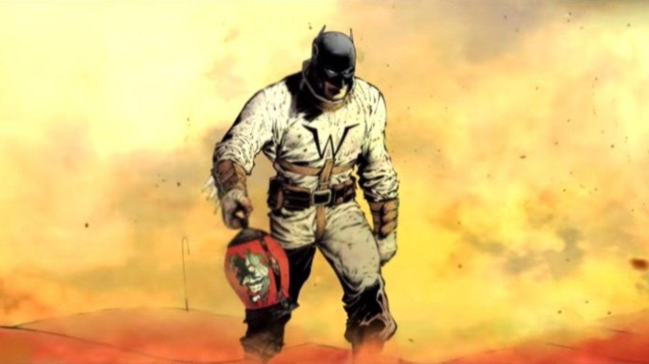 Batman: Last Knight on Earth Trailer Released