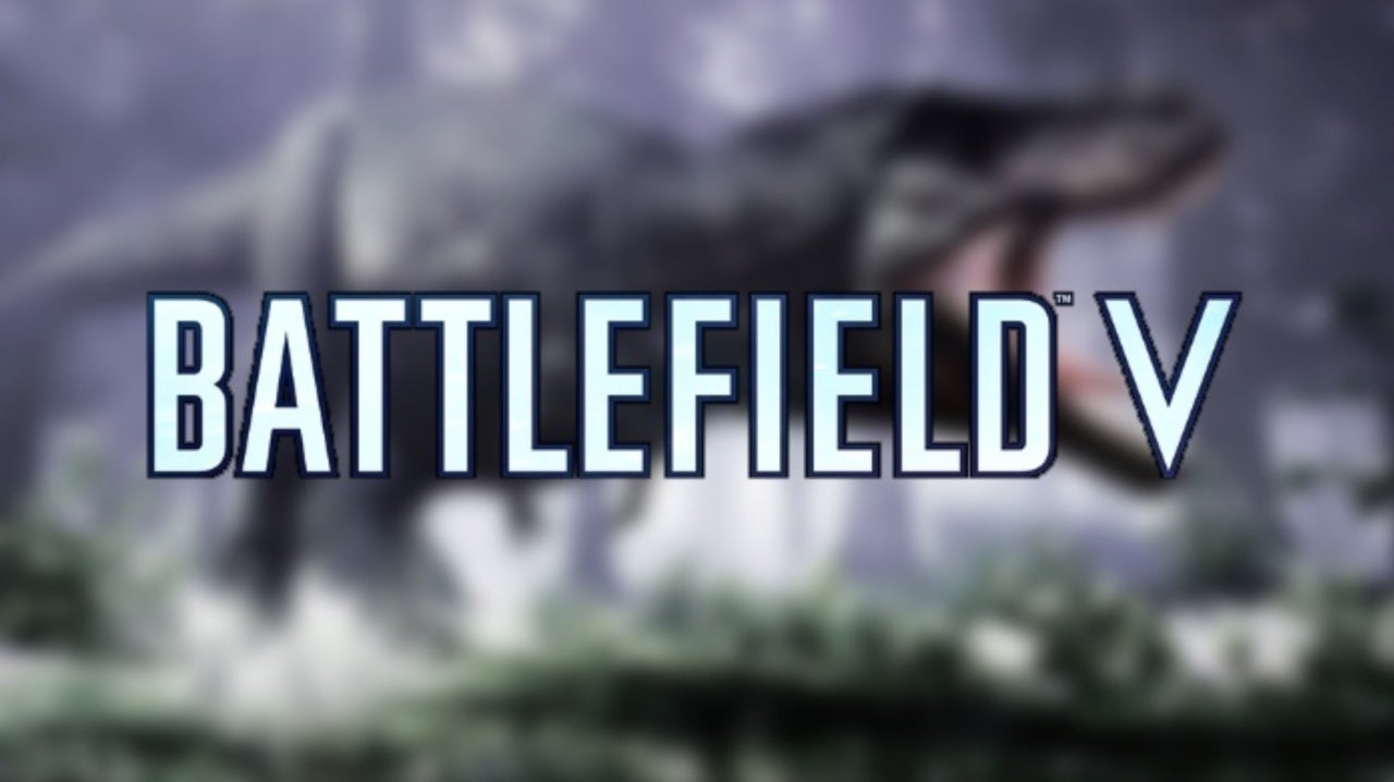Battlefield V May Be Getting Dinosaurs