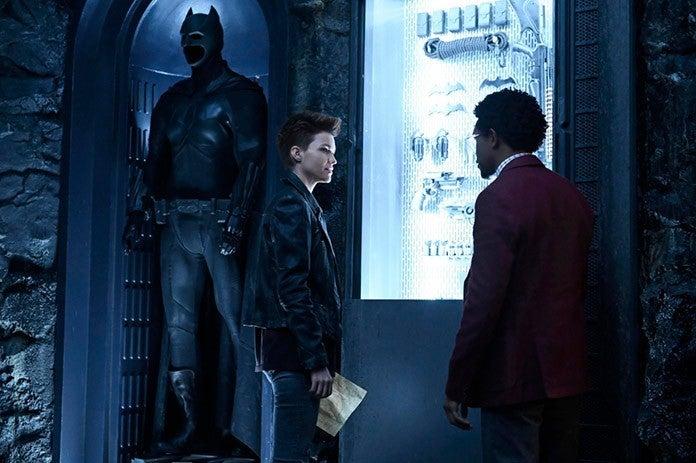 batwoman batsuit the cw