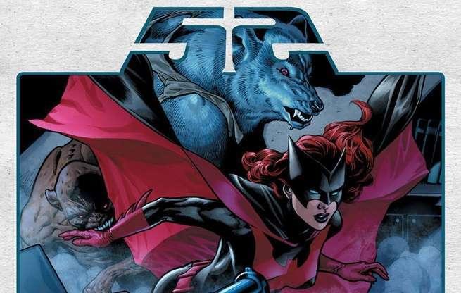 Batwoman Comics Recommendations - 52