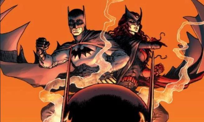Batwoman Comics Recommendations - Batman & Robin