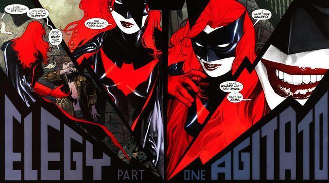 Batwoman Comics Recommendations - Elegy