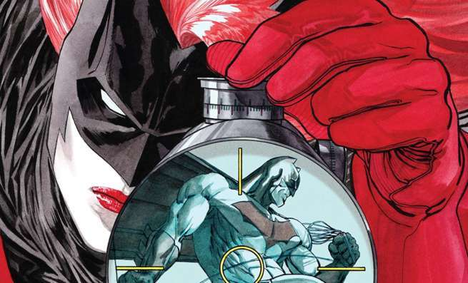 Batwoman Comics Recommendations - Fall of the Batmen
