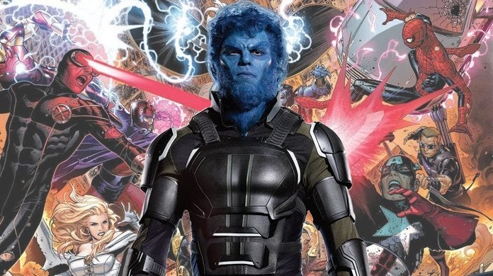 Beast Nicholas Hoult X-Men Avengers