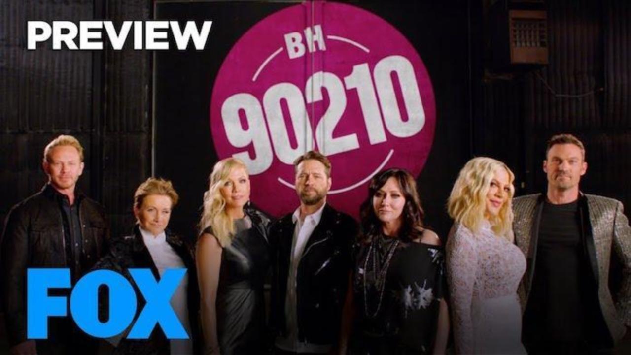 Beverly Hills 90210 Revival Teaser Released
