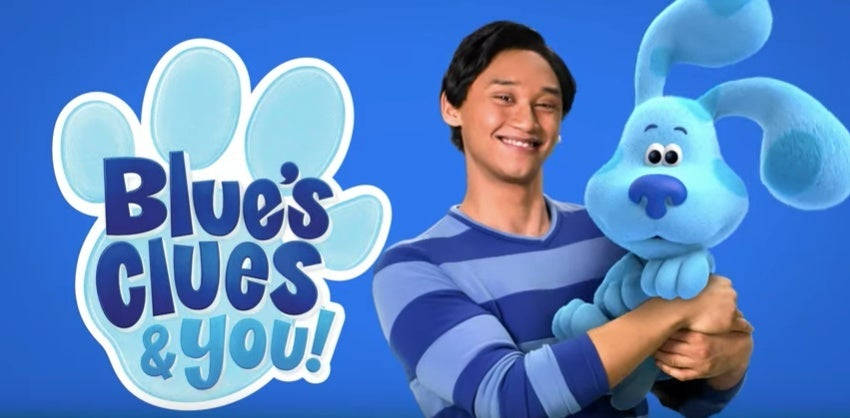 blues clues and you