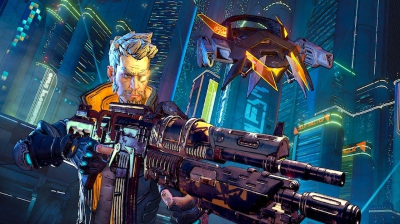 Borderlands 3 Is Inspired By Titanfall 2 and Other Modern Shooters