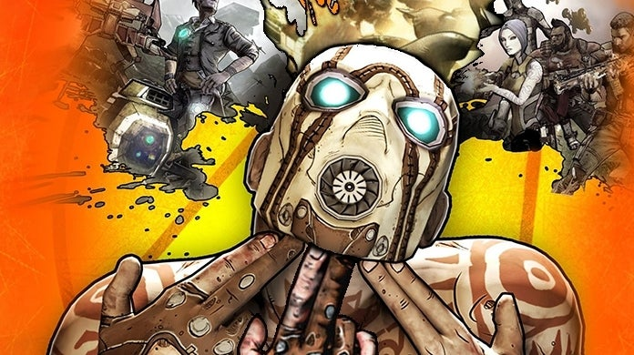 Borderlands 3 Three-Armed Psycho Cover
