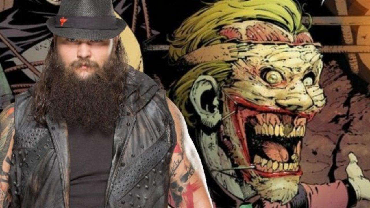 Bray Wyatt's New Look Draws Comparisons to The Joker