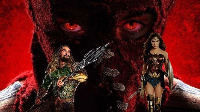 brightburn aquaman wonder woman