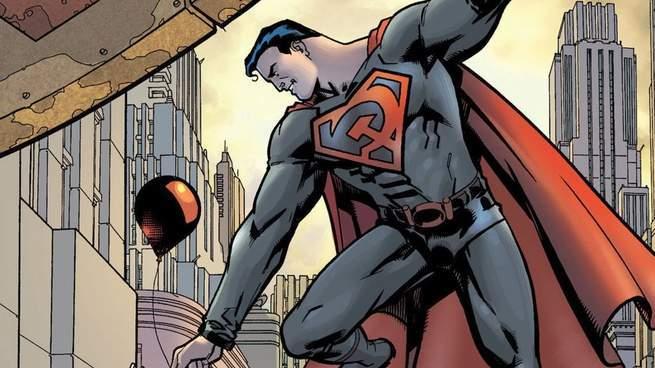 Brightburn Evil Superman - Red Son