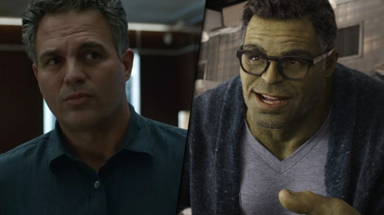 How the Avengers: Endgame VFX Team Created Smart Hulk