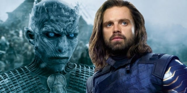 Avengers: Endgame and Game of Thrones Meme Points Out Bucky Killed More Starks Than the Night King