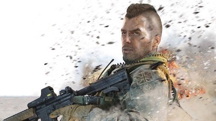 "John ""Soap"" McTavish está retornando em Call of Duty: Modern Warfare"