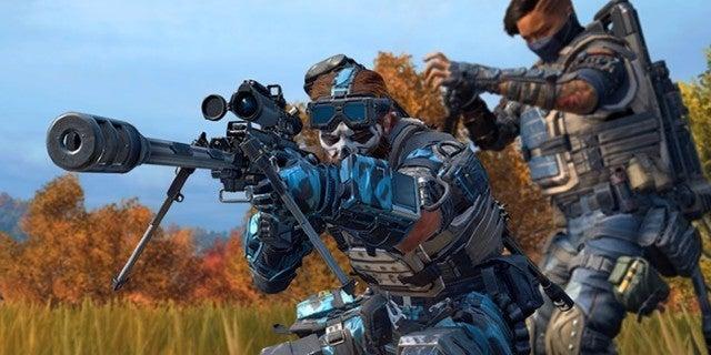 Call of Duty Black Ops 4 Ambush Blackout