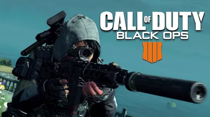 Call of Duty Black Ops 4 PS4 Alcatraz Blackout