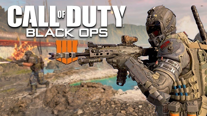 Call of Duty Black Ops 4 PS4 Update