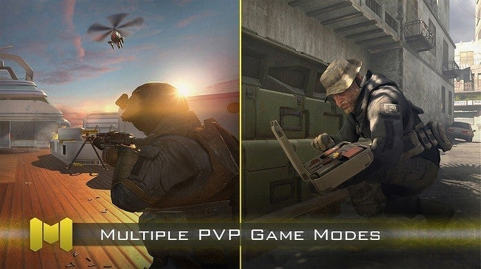 Call of Duty Mobile Game modes