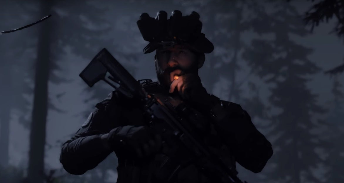 call of duty modern warfare captain price