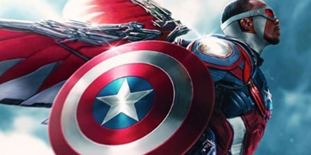 Anthony Mackie Reveals His Reaction to Learning He's the New Captain America