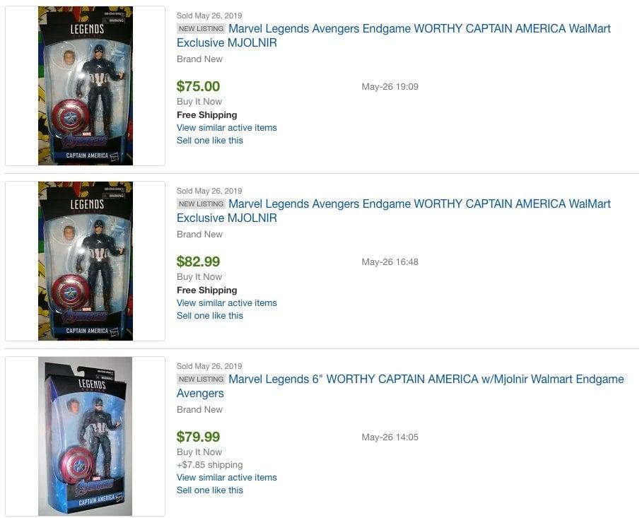 captain-america-marvel-legends-ebay-sold-listings