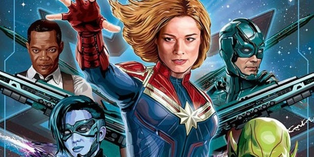 Captain Marvel: Secret Skrulls Review: A Fun But Simplistic Game That Is Better With a Crowd