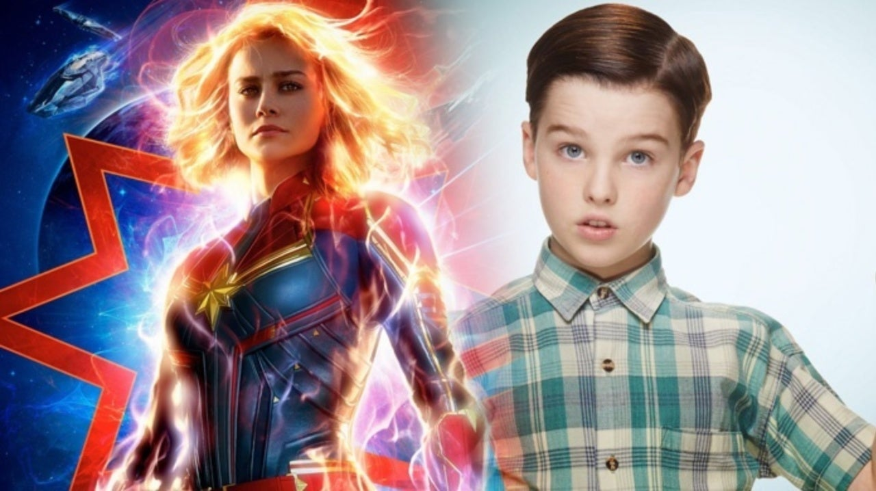 Scooby-Doo Movie Adds Captain Marvel and Young Sheldon Stars