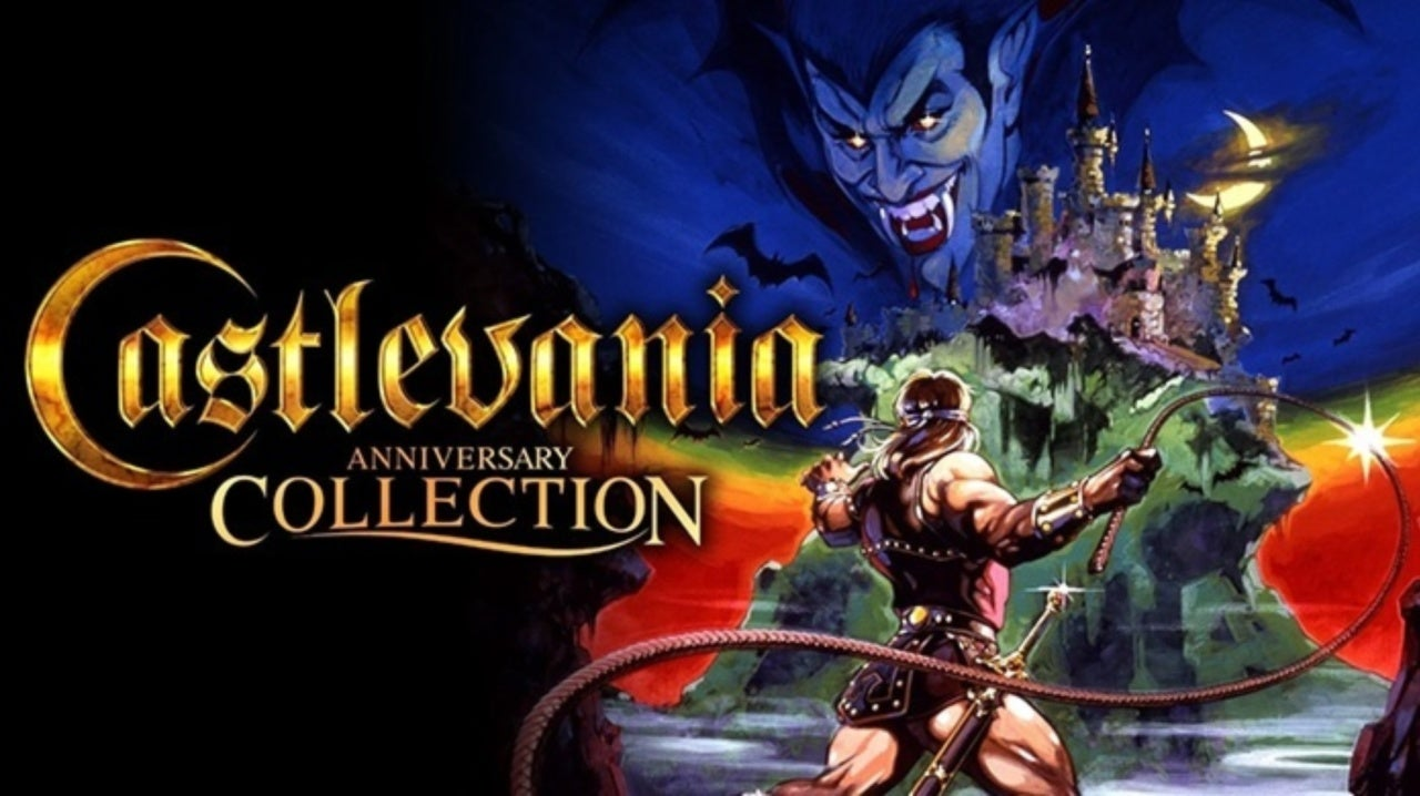 Castlevania Anniversary Collection Available Now on PC, PS4, Xbox One, and Nintendo Switch