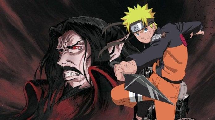 Castlvania-Naruto