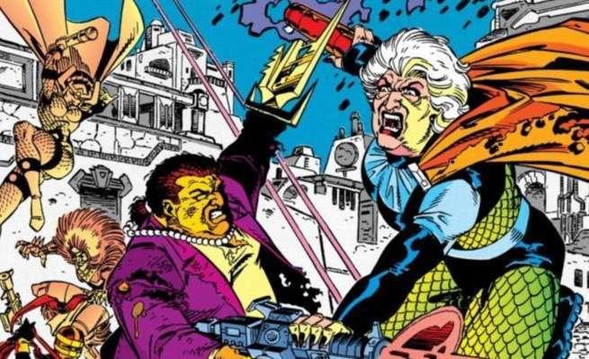 Classic Suicide Squad - Apokolips Now