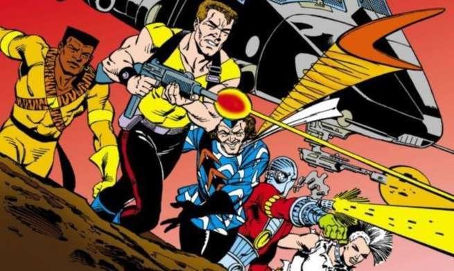 Classic Suicide Squad - Cover